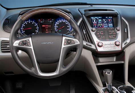 Gmc Terrain Interior Space by 2016 Gmc Terrain Denali Test Drive Our Auto Expert