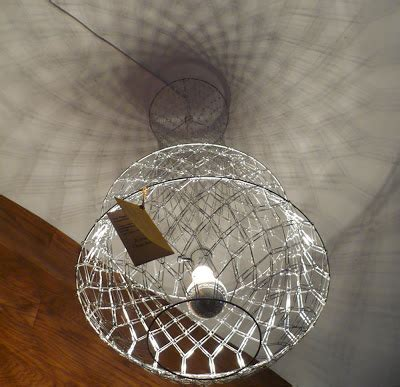 Paperclip Chandelier Re Design Technologies Environmental And Design Paper