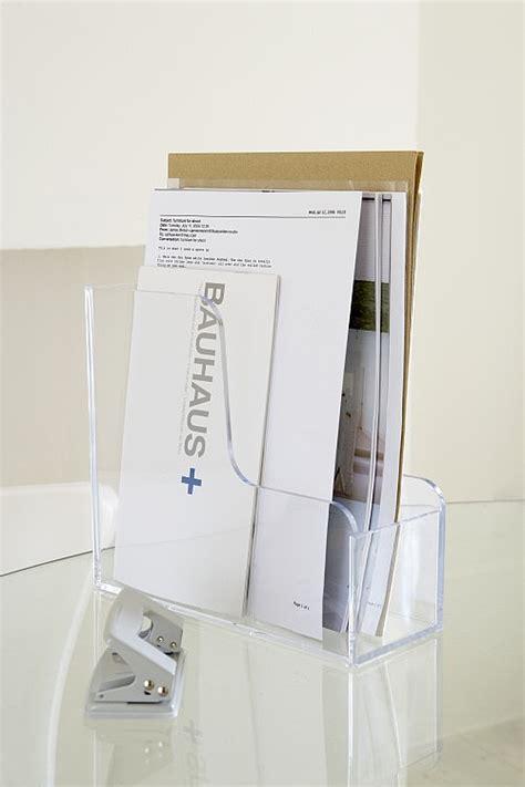 customclear acrylic desk organizer buy clear acrylic