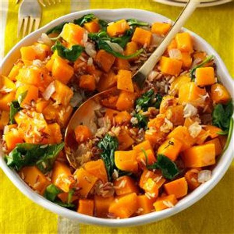 recipes with whole grains butternut squash with whole grains recipe just a pinch