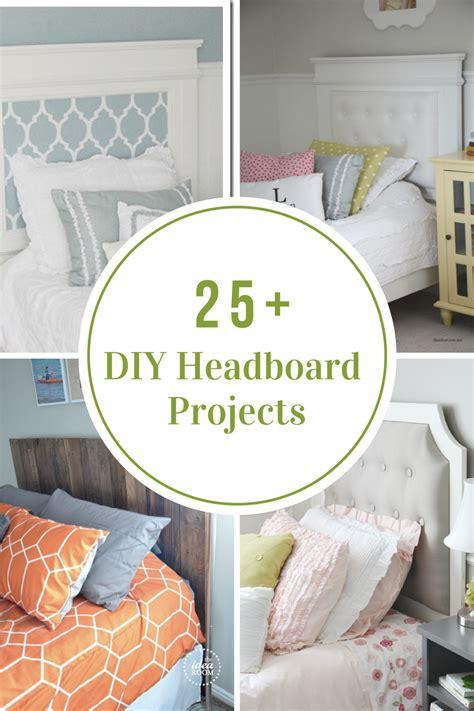DIY Headboard Project Ideas - The Idea Room Wood Wallpaper Bedroom