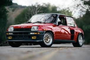 Renault Turbo Just Listed 1985 Renault 5 Turbo 2 Evolution Automobile