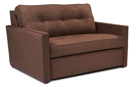 american sofa sleeper natasha comfort sleeper by american leather sectional