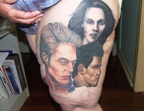 twilight tattoos 10 amazing horror tattoos