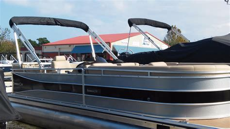 cypress pontoon 2015 new cypress cay 250 seabreeze pontoon boat for sale