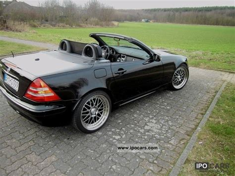 service manual how does cars work 2002 mercedes benz slk class on board diagnostic system