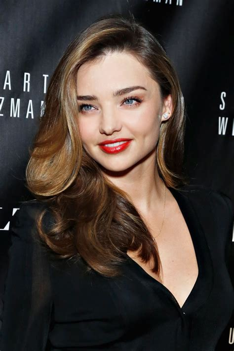 miranda kerr hair color new start with sombre hair colors 2016 hairstyles 2017
