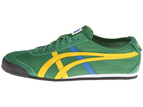 Po Original Onitsuka Tiger Mexico 66 Yellow Mustard White D6e9l 7102 play