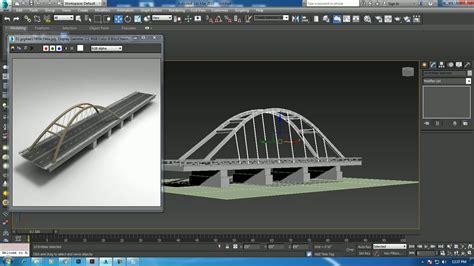 bridge pattern youtube tutorial on modeling a bridge in 3dsmax youtube