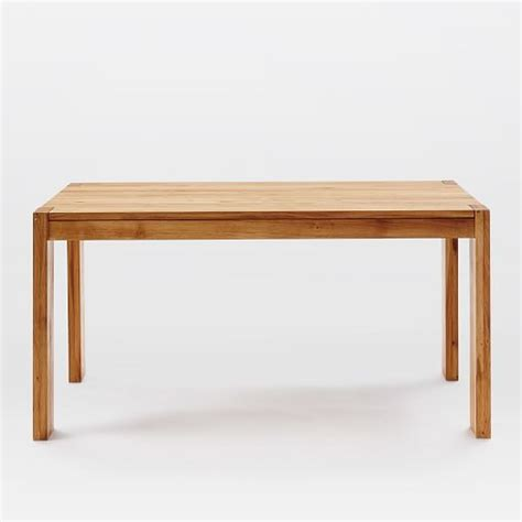 boerum dining table solid european oak west elm