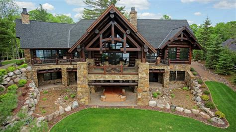 Mn Lake Cabins by 13 Most Expensive Minnesota Cabins Getaway Lake Homes