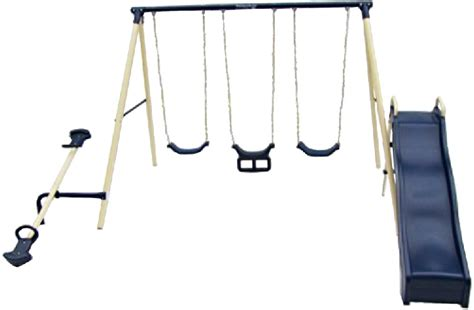 flexible flyer triple fun swing set flexible flyer swing sets recalled by troxel child