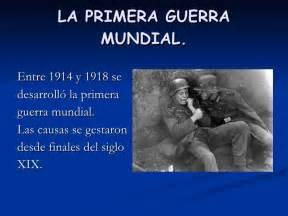 la primera guerra mundial 8408124536 las causas de la primera guerra mundial