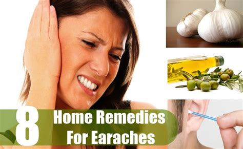 8 earaches home remedies treatment home remedy