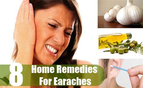 8 earaches home remedies treatment home remedy