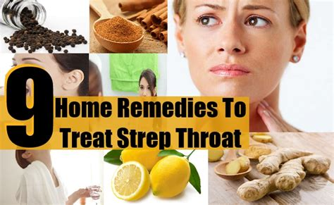 how to treat strep throat at home 6 effective herbal