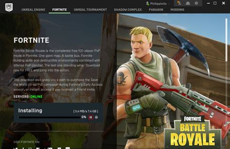 fortnite without epic launcher how to install fornite by epic on ccboot