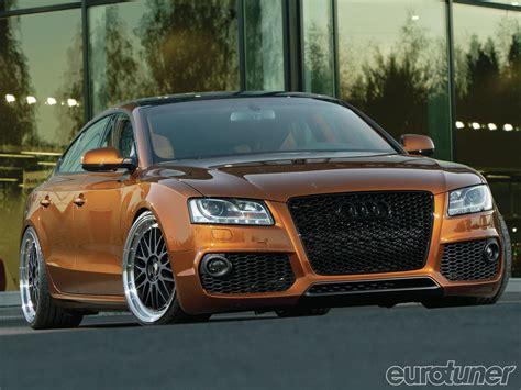 Audi A5 Sportback Modified by Audi A5 Sportback Modified Www Pixshark Images