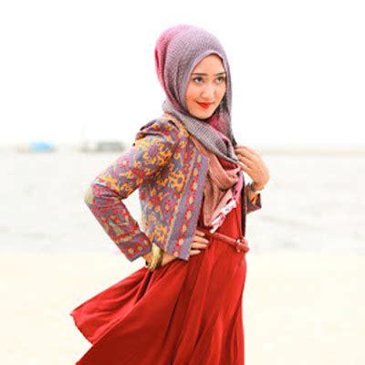 Gamis Batik Hana 06 baju gamis hana gamis murahan