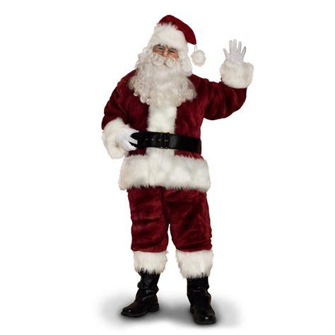 sunnywood supreme santa claus costume 229150 costumes