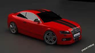 Audi Ss Coupe 3d Car Modeler