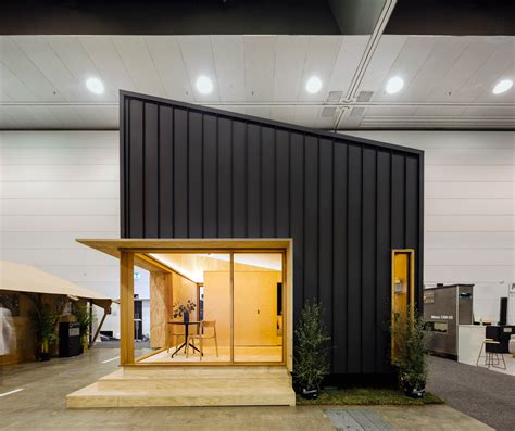 home design architect grimshaw designs a tiny home that s affordable sustainable and relocatable design milk