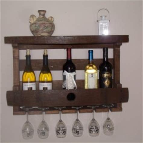 Liquor Bottle Rack by Rustic Wine Barrel Wine Liquor Bottle Rack Barrel Stave