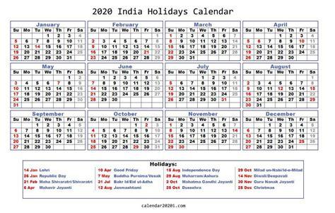 holidays calendar india holiday calendar printable calendar printables holiday calendar