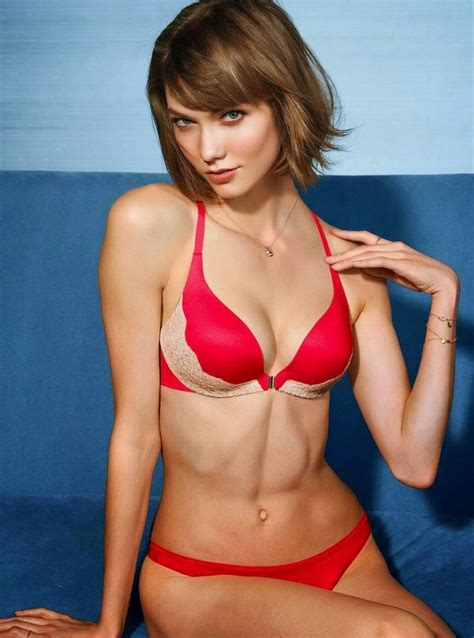 victorias secret model with bob haircutjnnnamnaasmtgyiuop victoria s secret model karlie kloss shares her secret