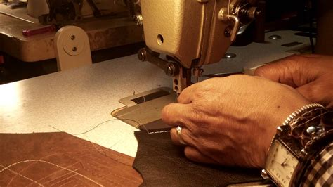 How To Make A Leather by How To Select A Sewing Machine For Leather Products