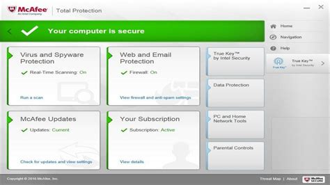 mcafee internet security 2016 mcafee protection mcafee internet security suite total protection and