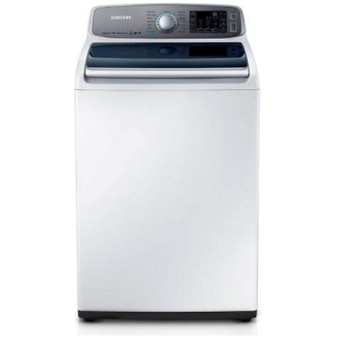 samsung 5 0 cu ft high efficiency top load washer in