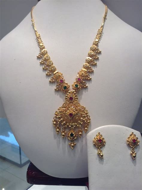 simple jewellery jewellery designs simple designer gold necklace