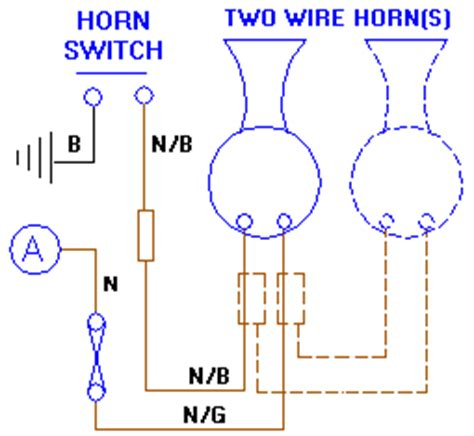 aftermarket horn wiring diagram 31 wiring diagram images