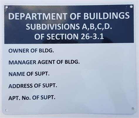 hpd section 8 phone number hpd sign department of building subdivisions a b c d of