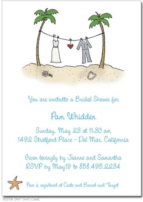 Honeymoon Bridal Shower Invitation Wording by Bridal Shower Quotes Quotesgram