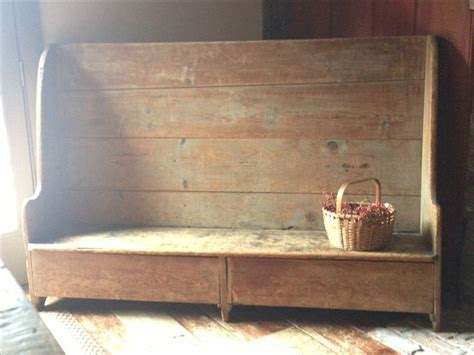 settle bench 195 best ideas about settle benches on pinterest early american pine and hall bench