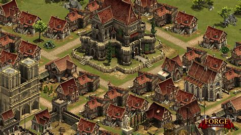 Forge Of Empires ? Epochal Online Strategy Game now in the