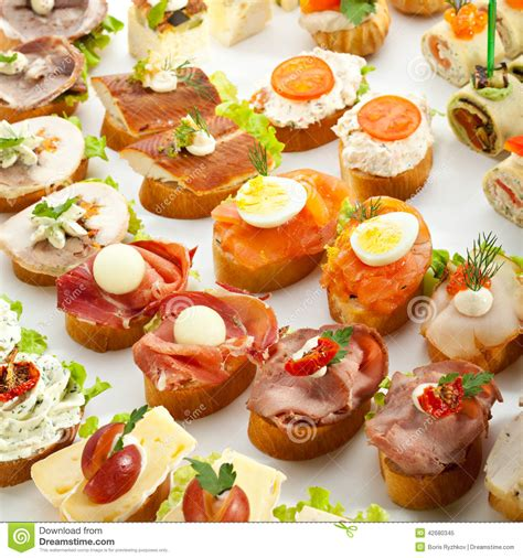 canape stock canapes stock photo image 42680345