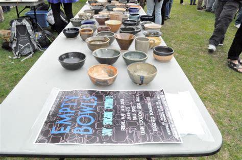 Northfield Food Shelf by Gallery Carleton College Empty Bowls Fundraiser