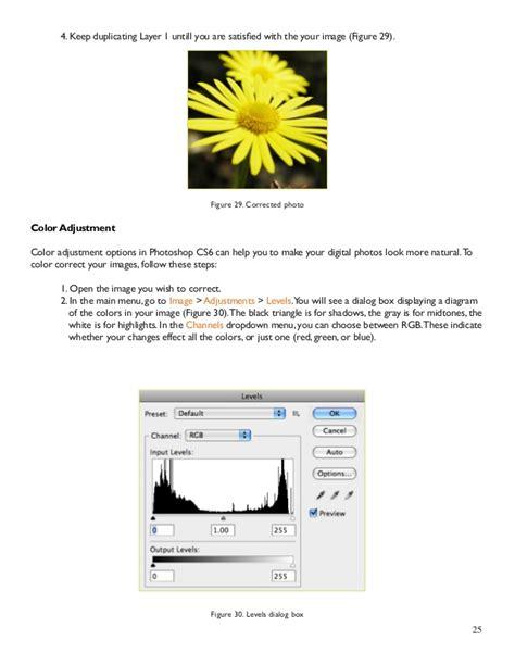 adobe photoshop cs tutorial adobe photoshop cs6 tutorial 2013