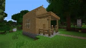 minecraft cabin by dakotaatokad on deviantart