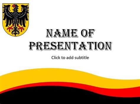 powerpoint layout germany germany presentation template powerpoint templates