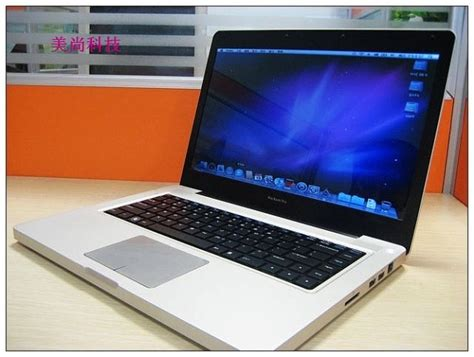 Macbook Pro Os X macbook clone comes pre hackintoshed with snow leopard cult of mac