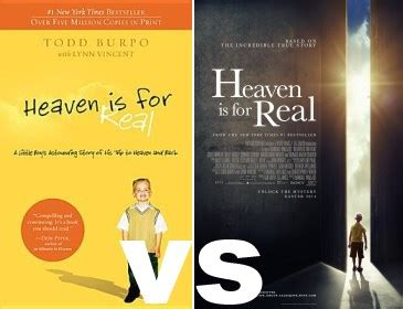 heaven is for real picture book book vs heaven is for real mission viejo library