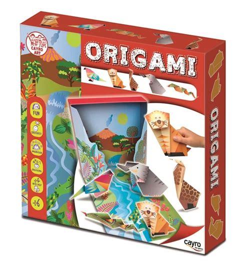 Origami Jungle Animals - jungle animals origami tienda cayro