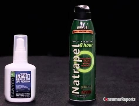 june 1 2016 consumer reports lists mosquito repellents