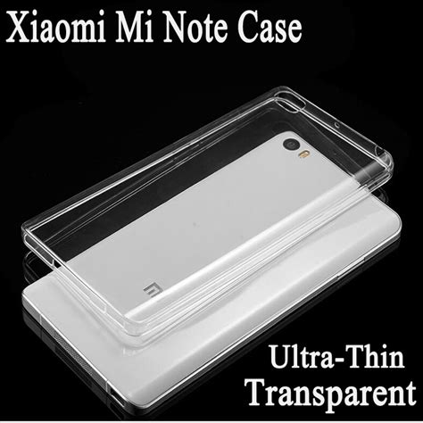 Sale Promo Xiaomi Mi Note Softcase Soft Casing Silikon aliexpress buy new xiaomi mi note phone 5 7 quot inch tpu ultrathin transparent soft