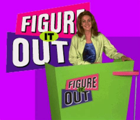 I Got It I Figured It Outi 2 by Summer Sanders Figure It Out Gif