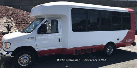 limo service york pa route 22 limousine shuttle services nj ny pa